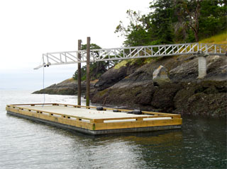 ramp and float