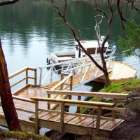 Park Dinghy Dock