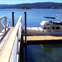 Large Concrete Dock System